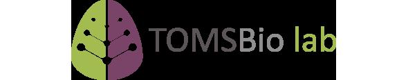 TomsBio Lab Logo